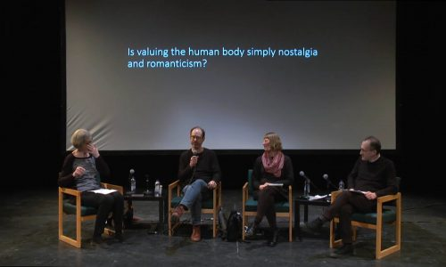 The body, sensation, movement and machine intelligence